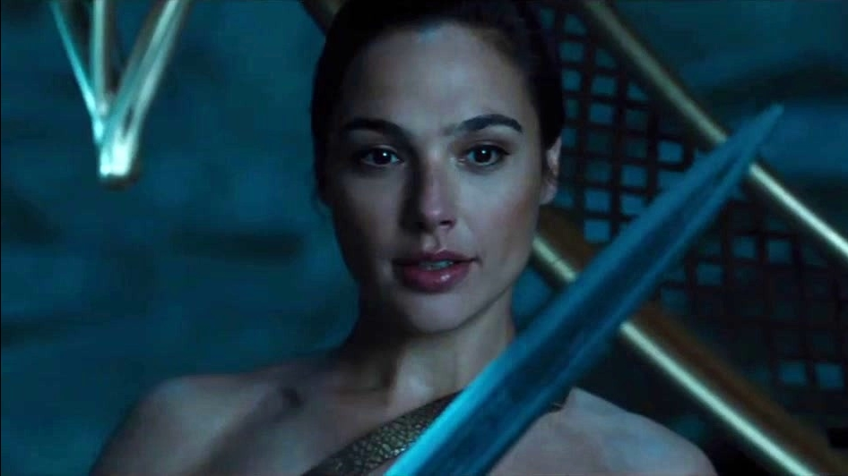 Wonder Woman (Clean Trailer)