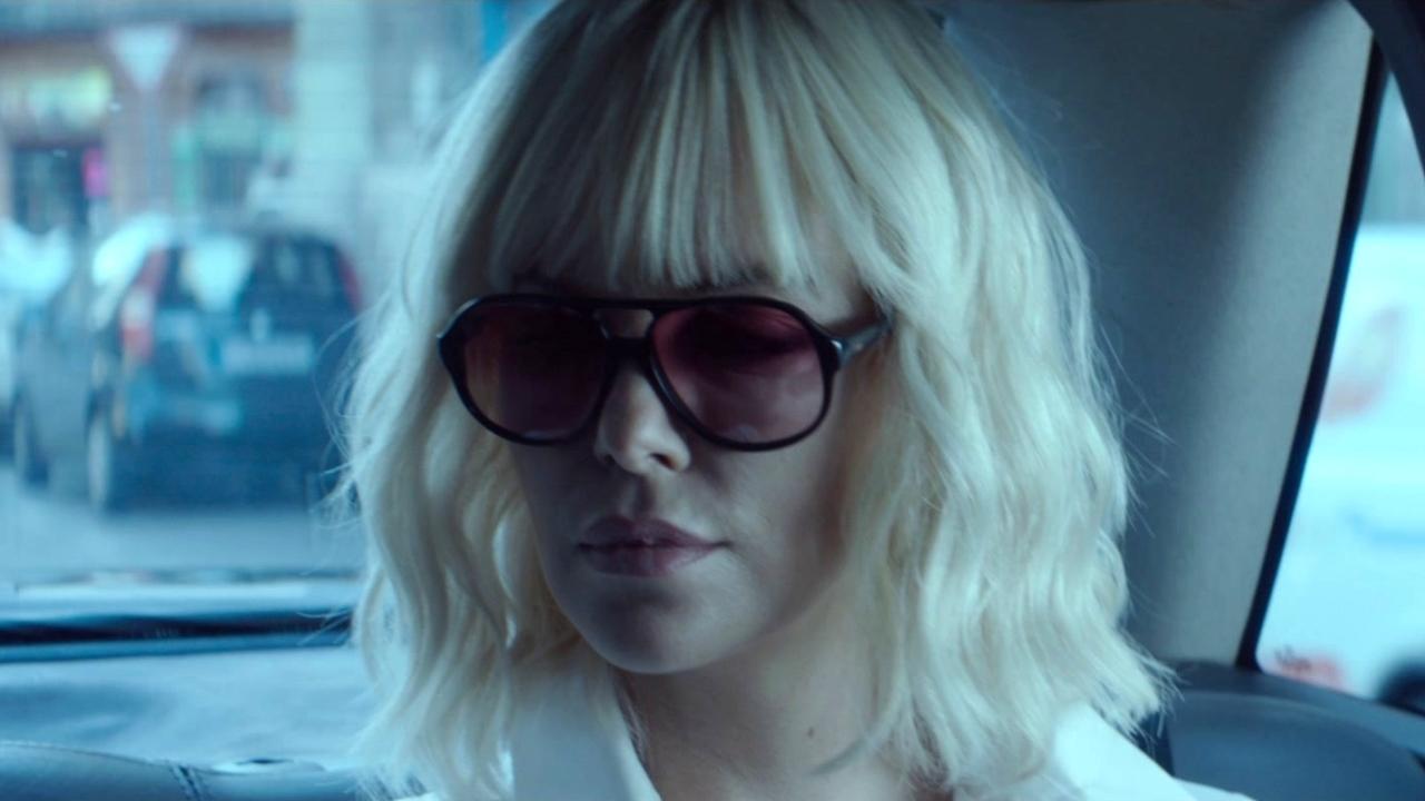 Atomic Blonde: Lorraine Arrives In Berlin