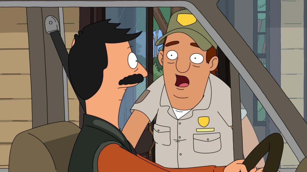 Bob's Burgers: Bob Is One Cautious Camper