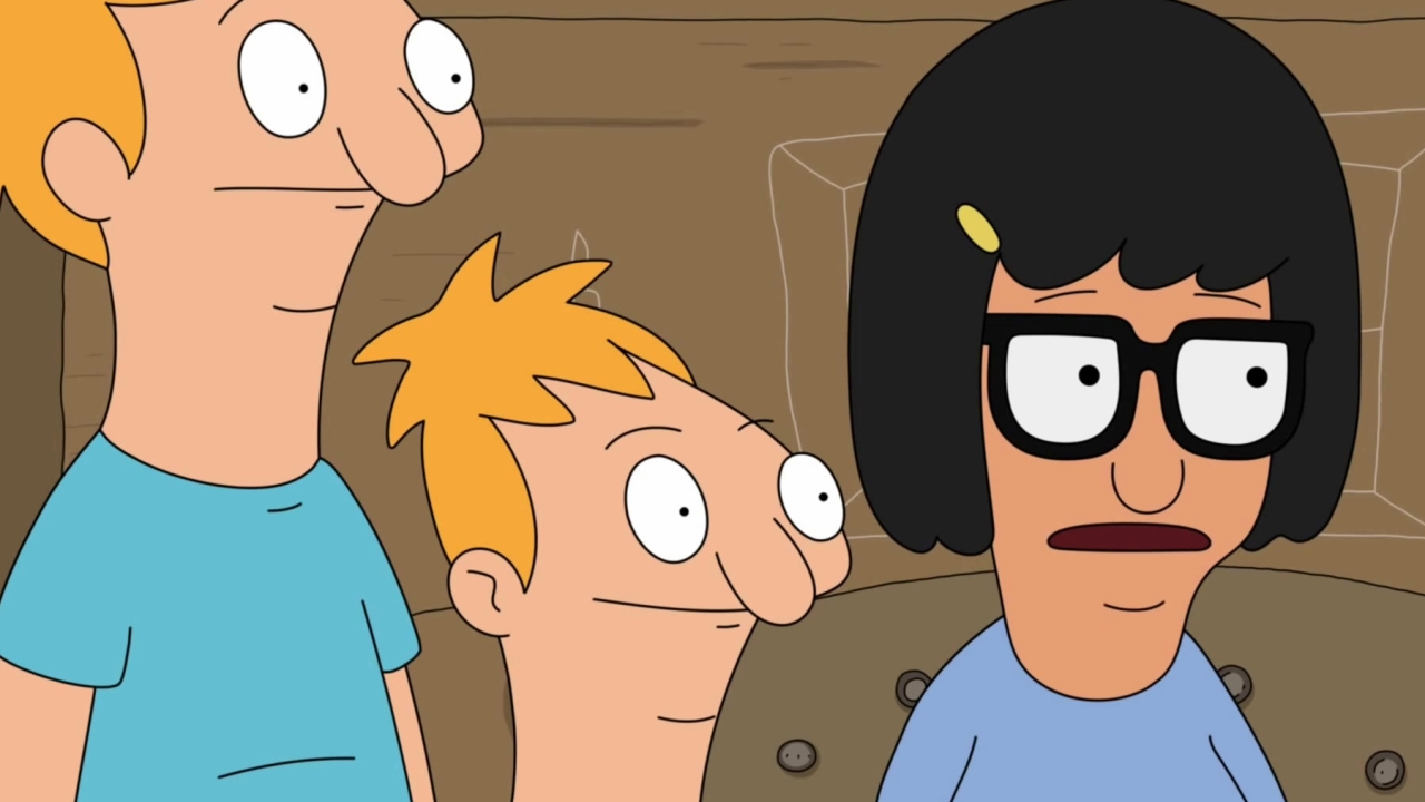 Bob's Burgers: The Kids Are Stuck In The Fort From A Truck