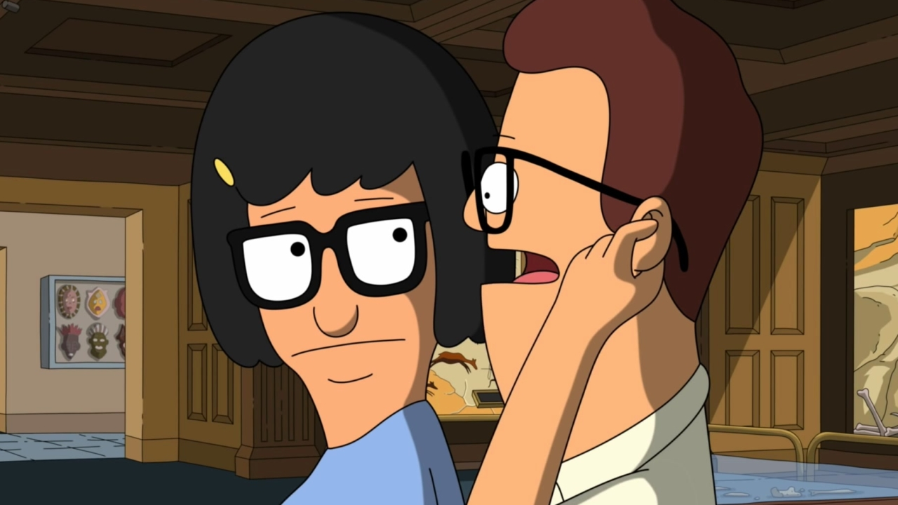 Bob's Burgers: Tina & Henry Turn On Each Other On The Field Trip