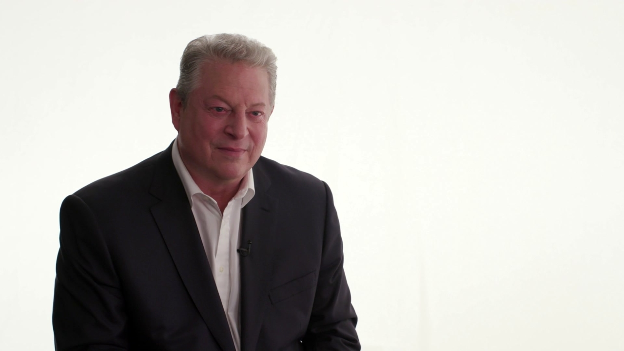 An Inconvenient Sequel: Truth To Power: Al Gore On Young People Getting Involved