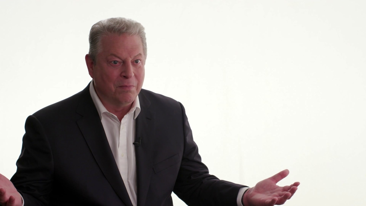 An Inconvenient Sequel: Truth To Power: Al Gore On Pollution In The Atmosphere