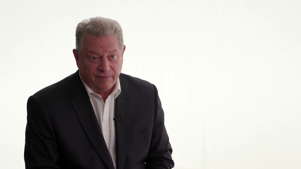 An Inconvenient Sequel: Truth To Power: Al Gore On Bipartisan Support