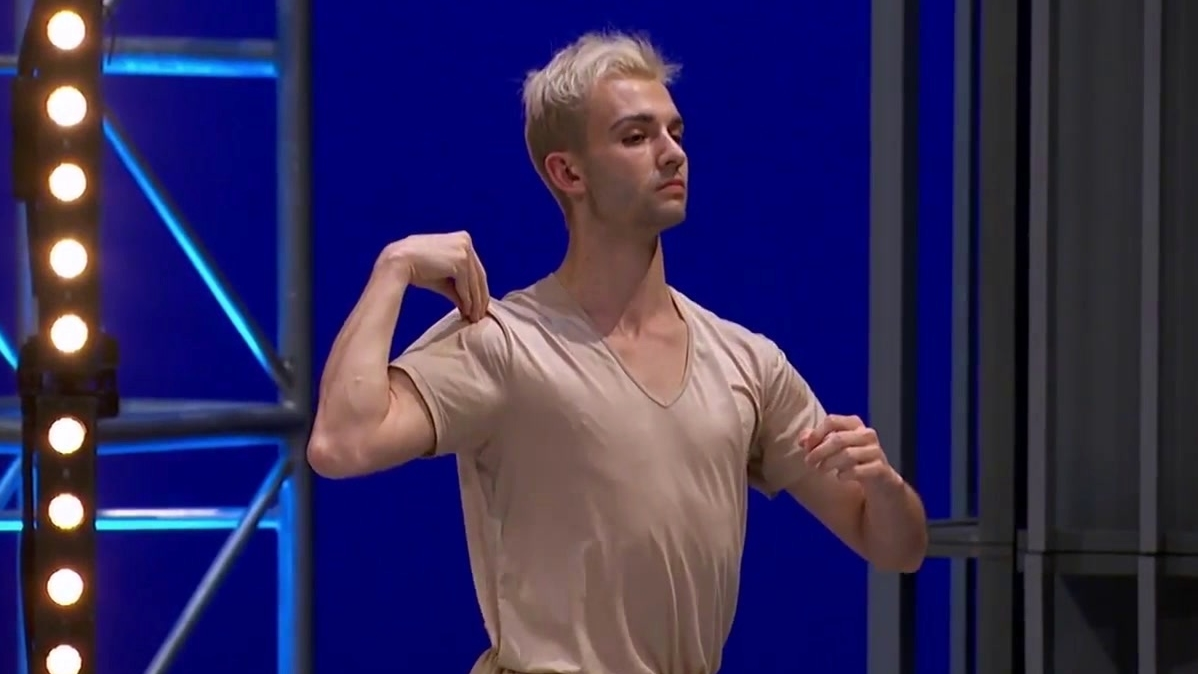 So You Think You Can Dance: Ryan Bailey Performs To Whitney Houston