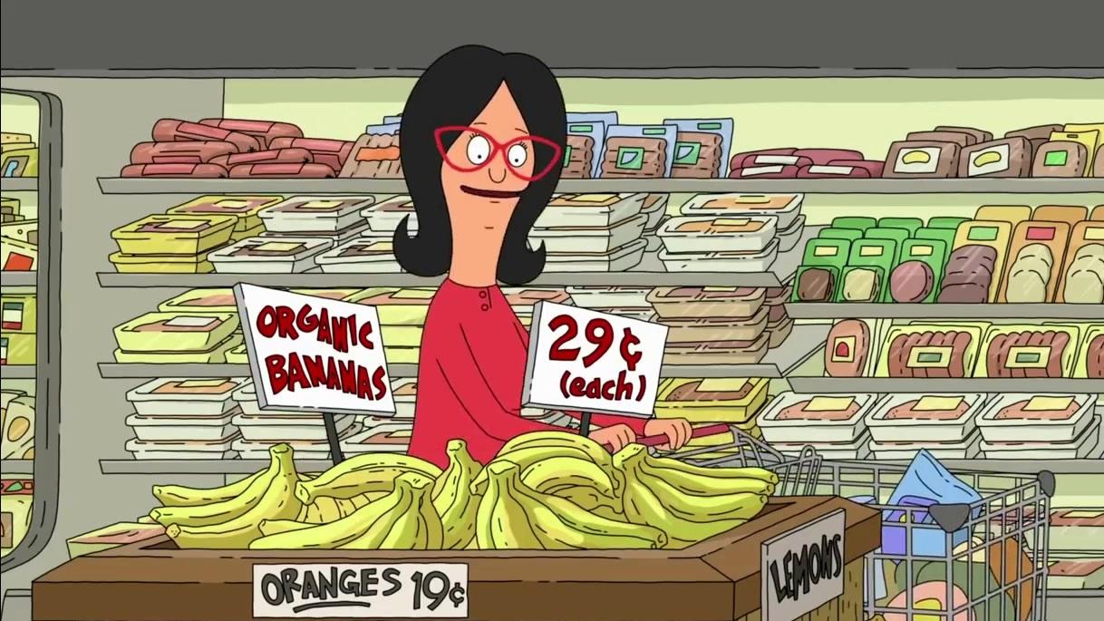 Bob's Burgers: Linda Gets A Job At The General Store