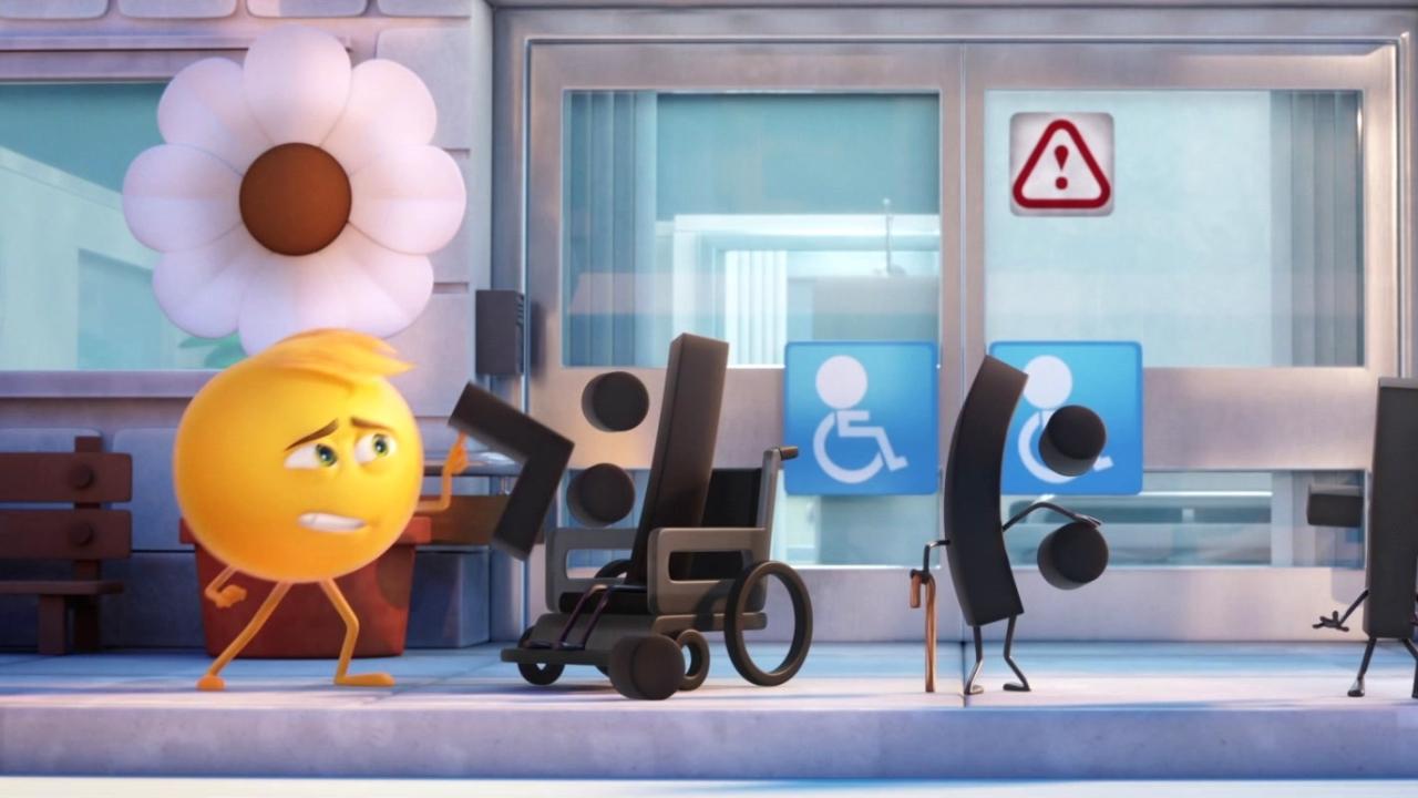 The Emoji Movie: Emoticons