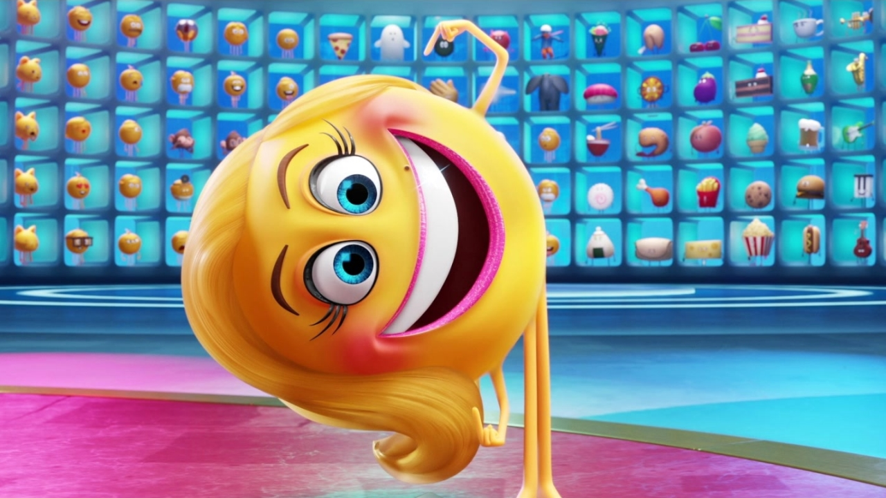 The Emoji Movie: System Supervisor