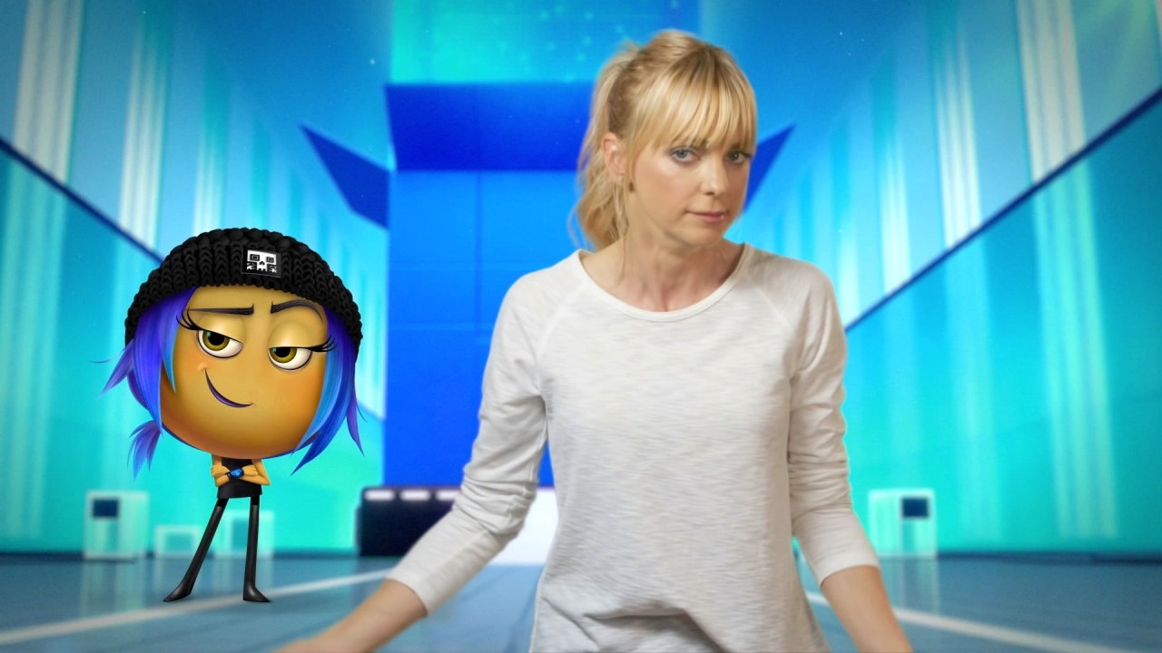 The Emoji Movie: Anna Faris On The World Of The Phone