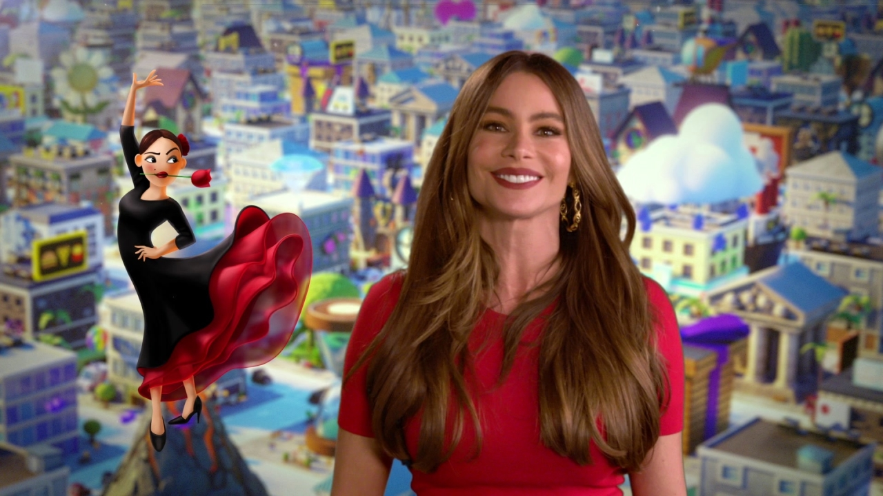 The Emoji Movie: Sofia Vergara
