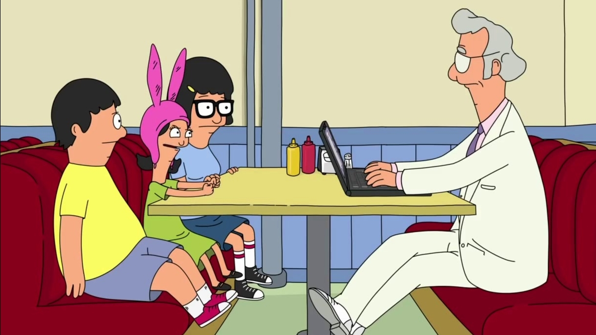 Bob's Burgers: Bob's Pitches A Shark Attraction To Mr. Fischoeder