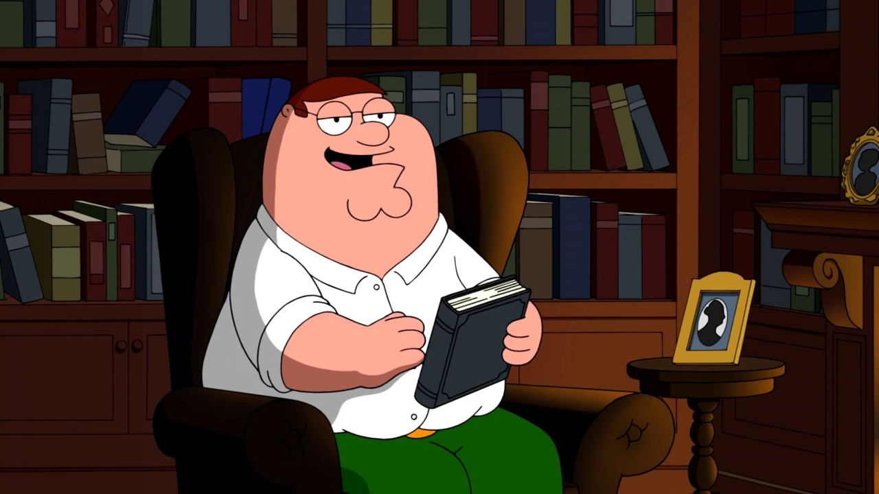 Family Guy: Peter Griffin Introduces The Great Gatsby