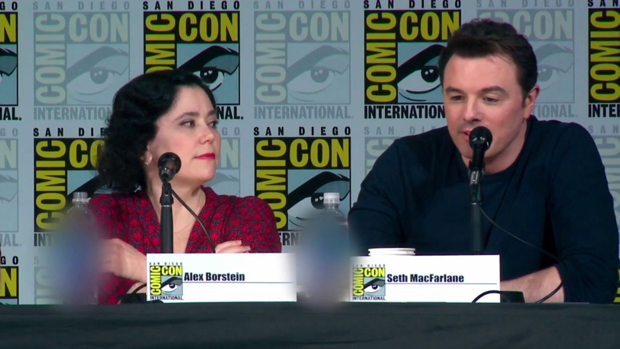 Family Guy: Panel At Comic-Con 2017