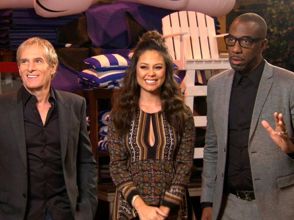 Hollywood Game Night: Michael Bolton, Vanessa Lachey, J.B. Smoove