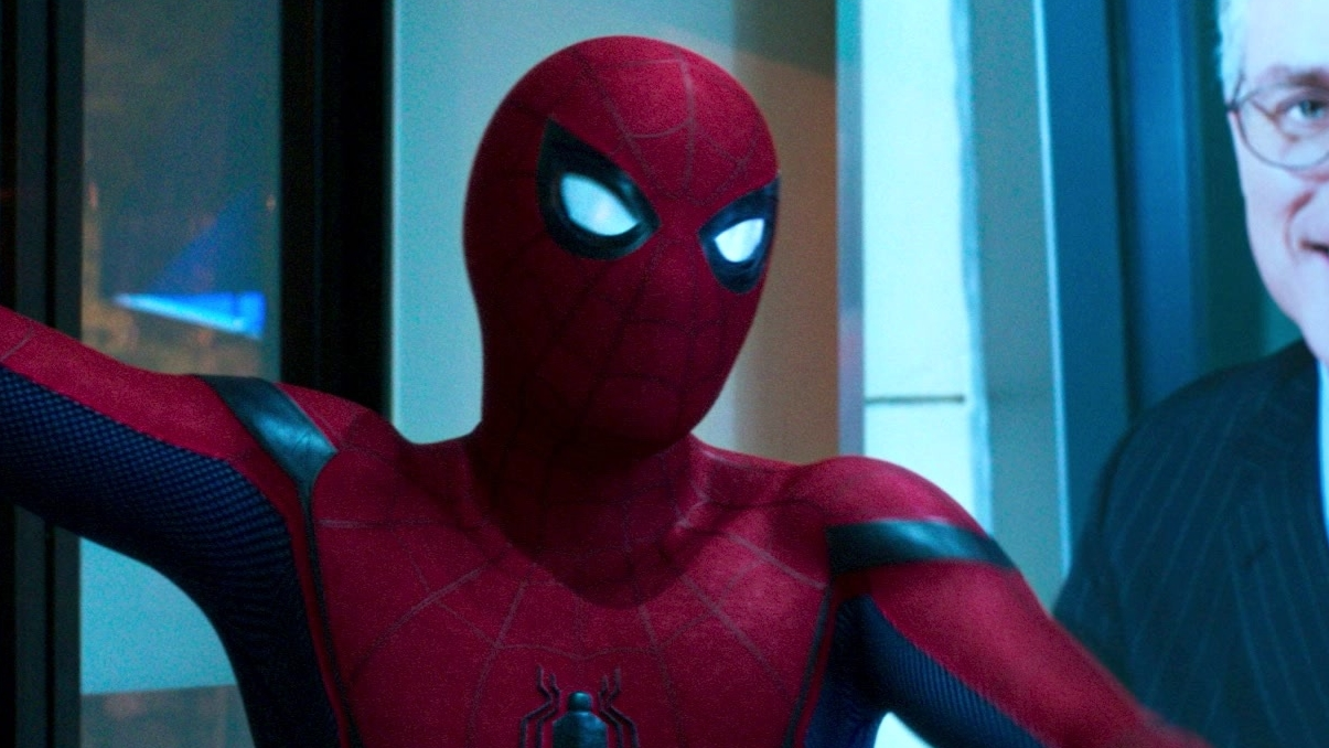 Spider-Man: Homecoming (International Trailer 1 Clean)