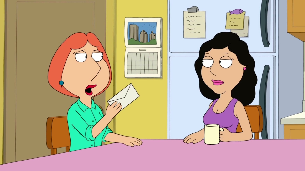Family Guy: Troubling