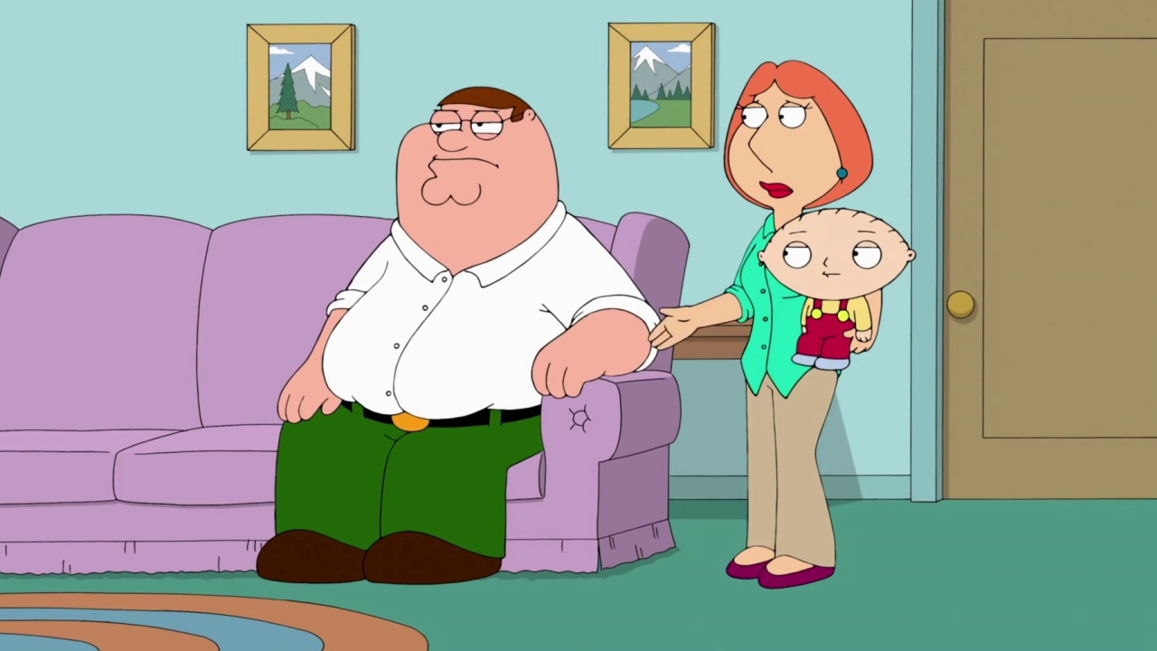 Family Guy: Take A Letter