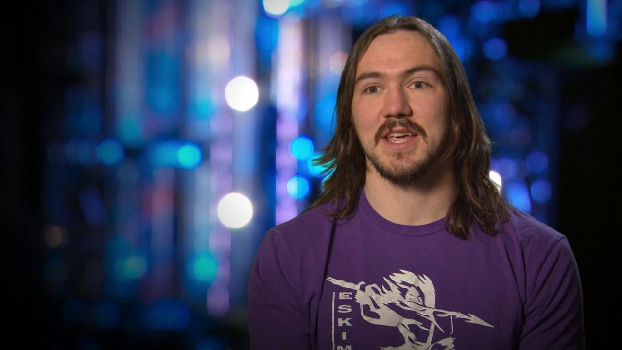 American Ninja Warrior: Nick Hansen Story