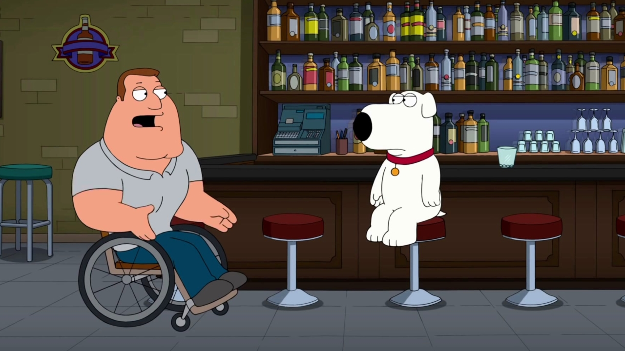Family Guy: The Heartbreak Dog