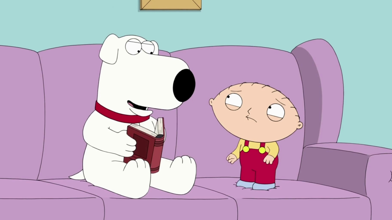 Family Guy: Pretend