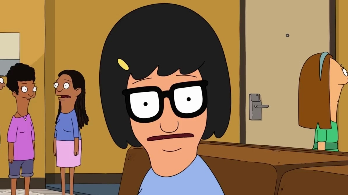 Bob's Burgers: Tina's One-Liners: Why Lock Lips When You Can Lock Grips