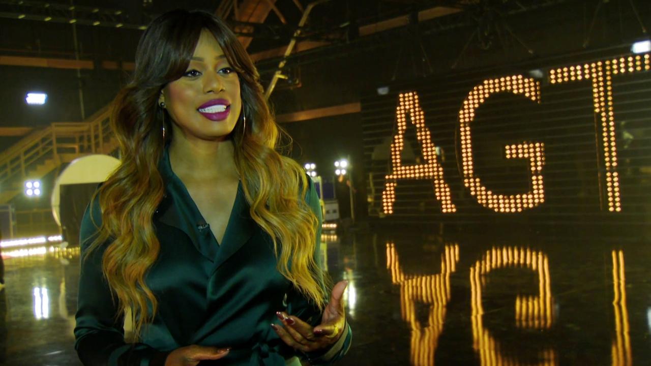 America's Got Talent: Laverne Cox