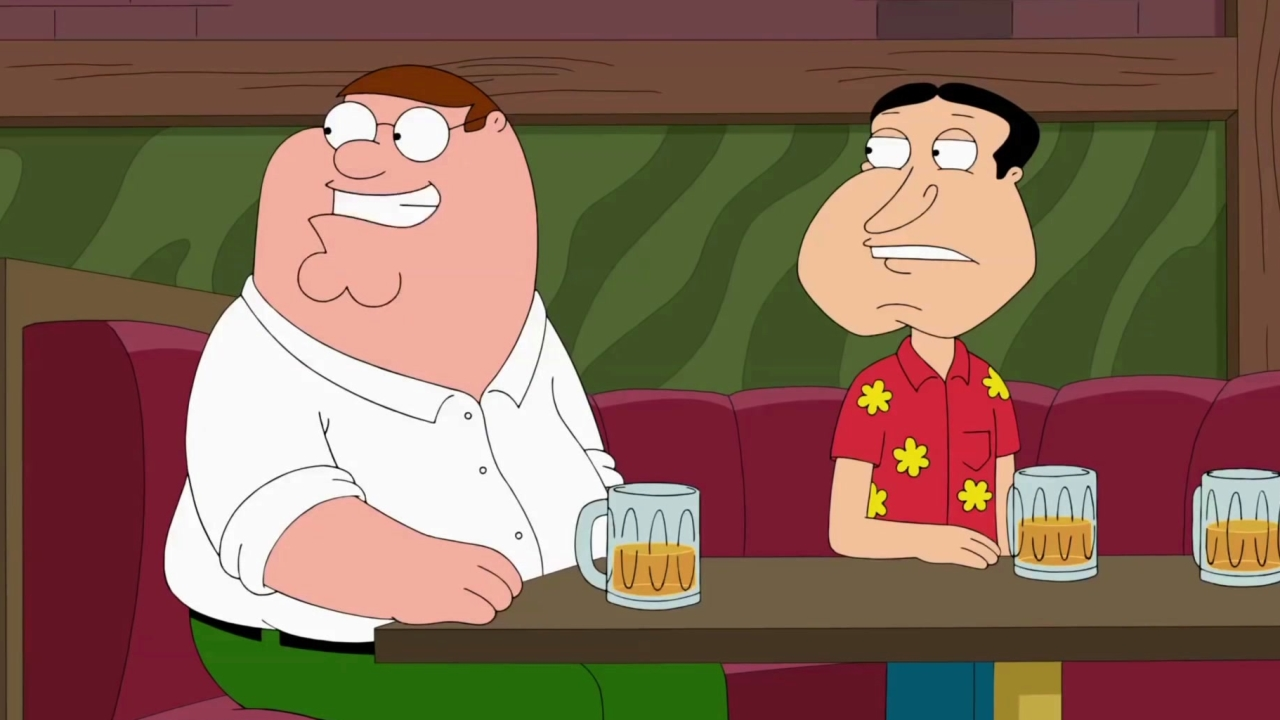 Family Guy: Shazam