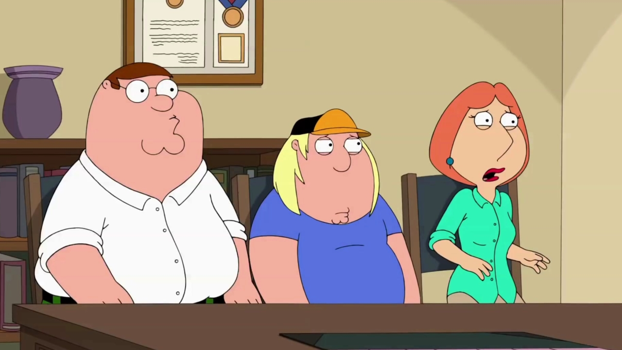 Family Guy: Bad News
