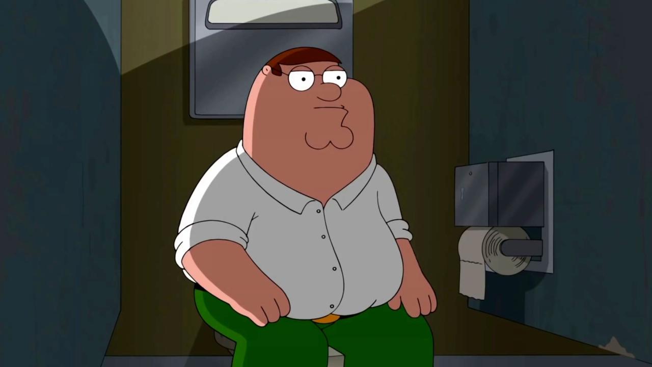 Family Guy: Grinder