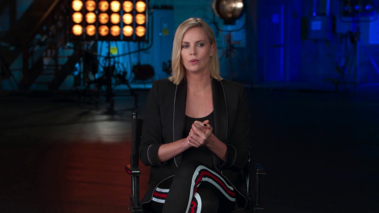 Atomic Blonde: Charlize Theron on having a Strong Woman in the Lead Role (International)