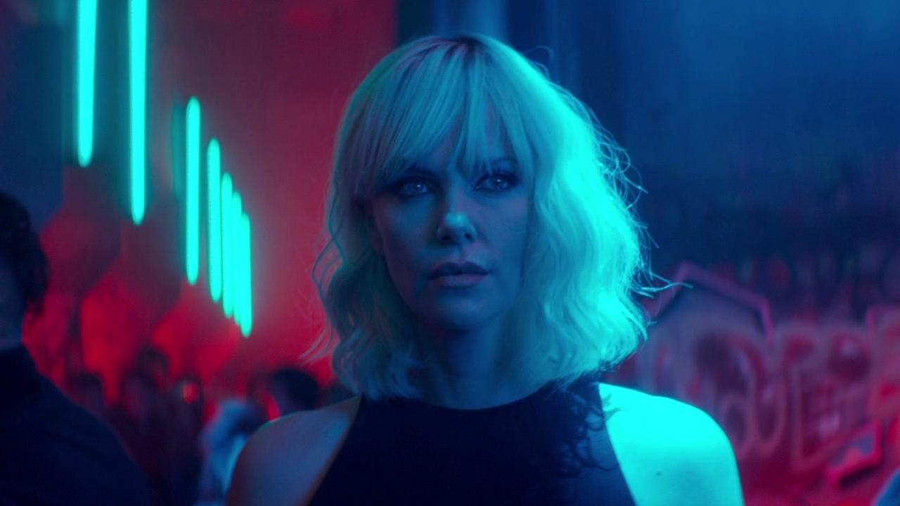 Atomic Blonde: Lorraine Meets Delphine (International)
