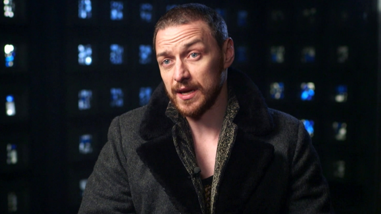 Atomic Blonde: James McAvoy on How Percival feels (International)