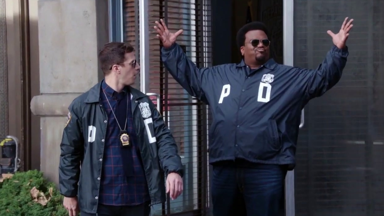 Brooklyn Nine-Nine: Pontiac Bandit & Jake Peralta Theme Song