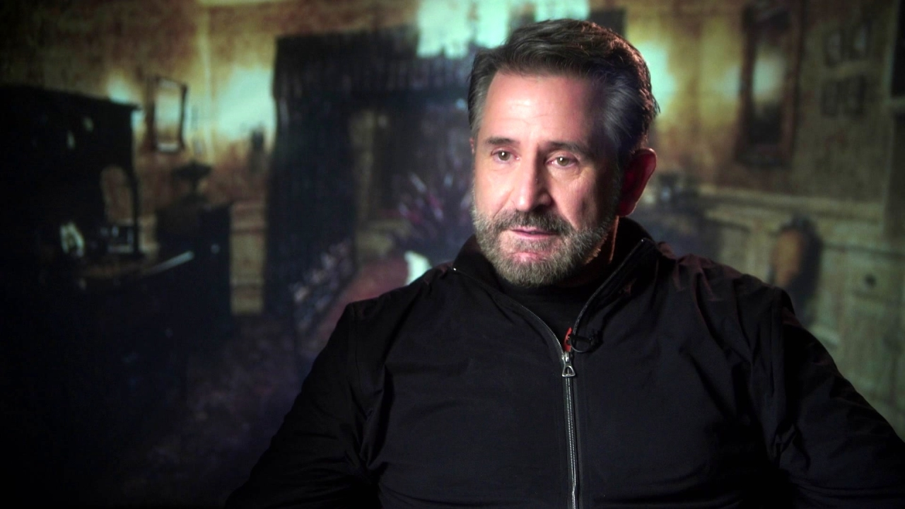 Annabelle: Creation: Anthony Lapaglia On Playing 'Samuel Mullins'