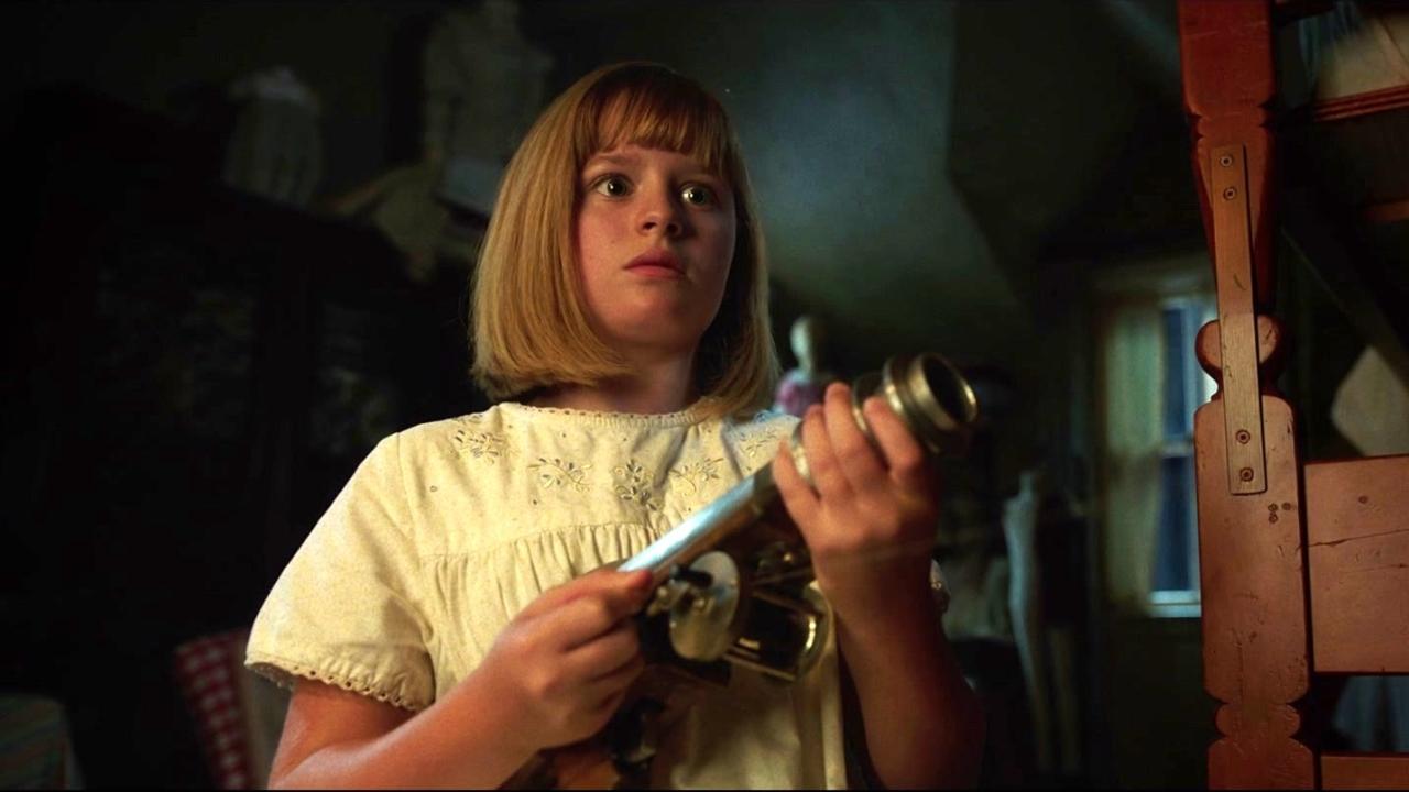 Annabelle: Creation: Toy Gun
