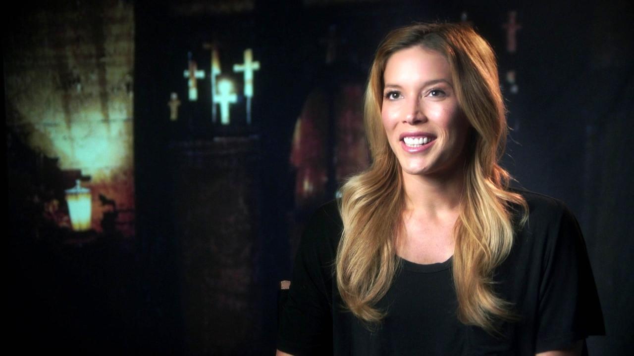 Annabelle: Creation: Alicia Vela Bailey On Her Character 'Evil Mullins'