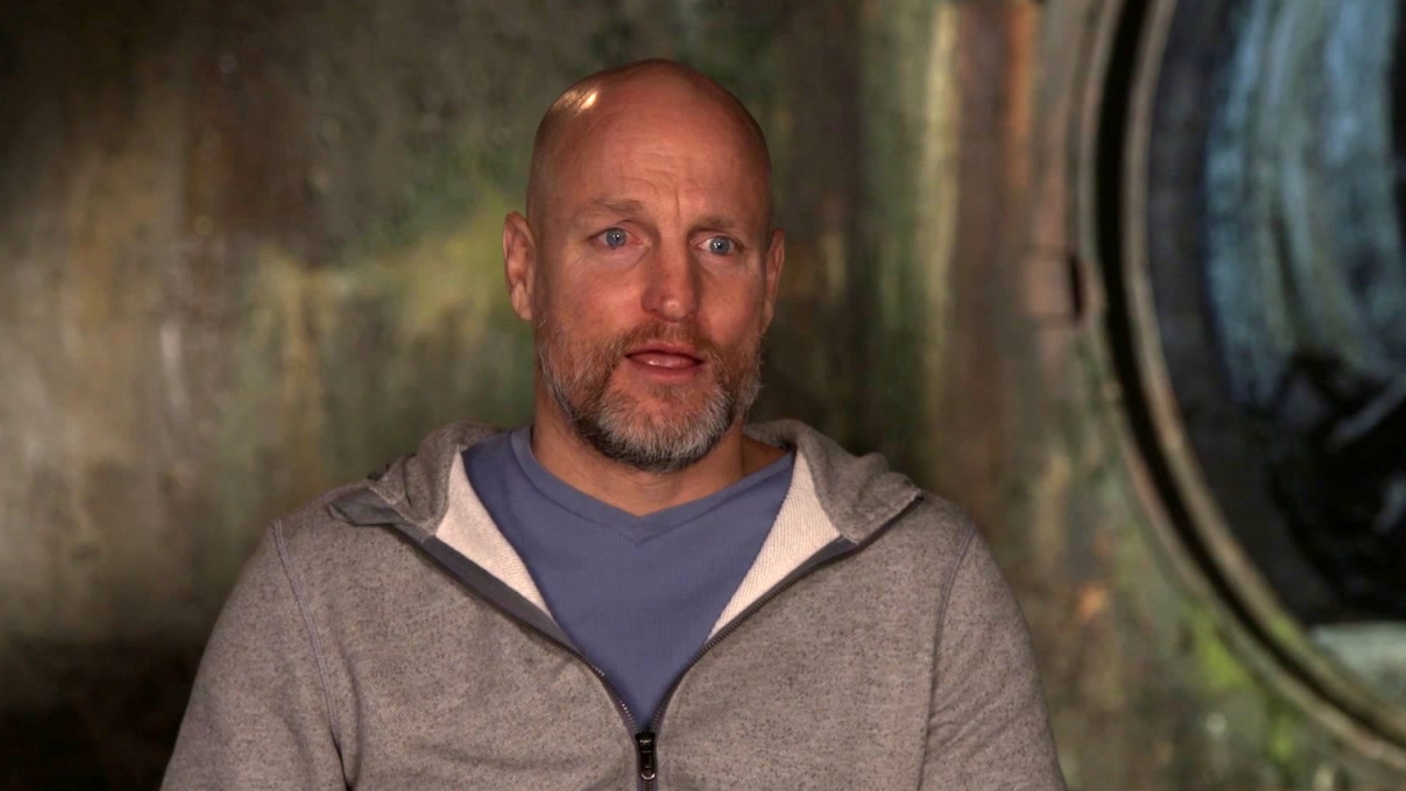 War For The Planet Of The Apes: Woody Harrelson on the Apes Franchise (International)