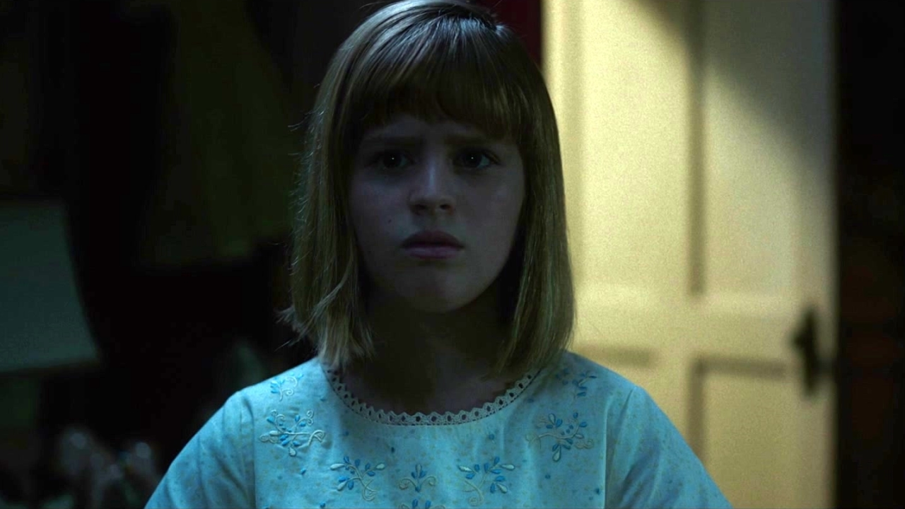 Annabelle: Creation: I Think She Died