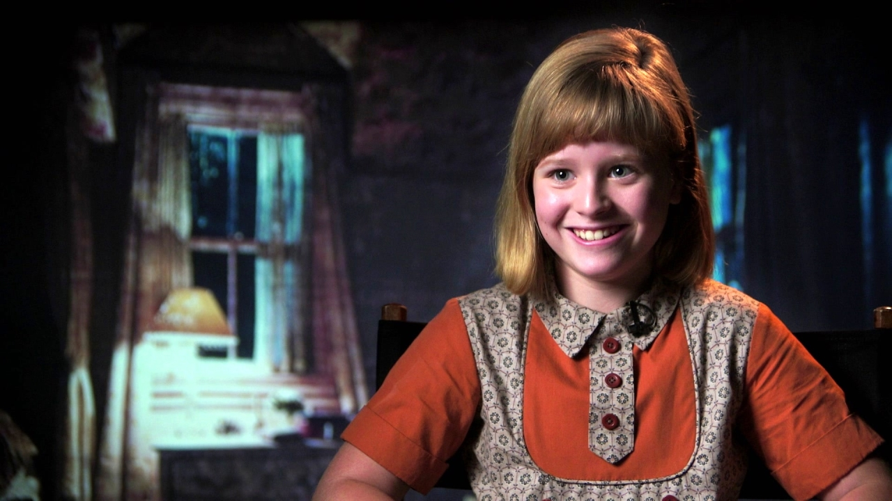 Annabelle: Creation: Lulu Wilson On What Makes The 'Annabelle' Doll Scary