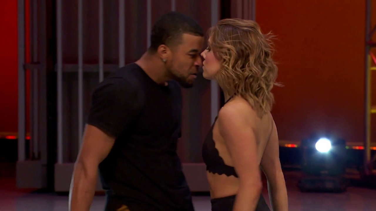 So You Think You Can Dance: Jenna & Kevin Give A Passionate Performance