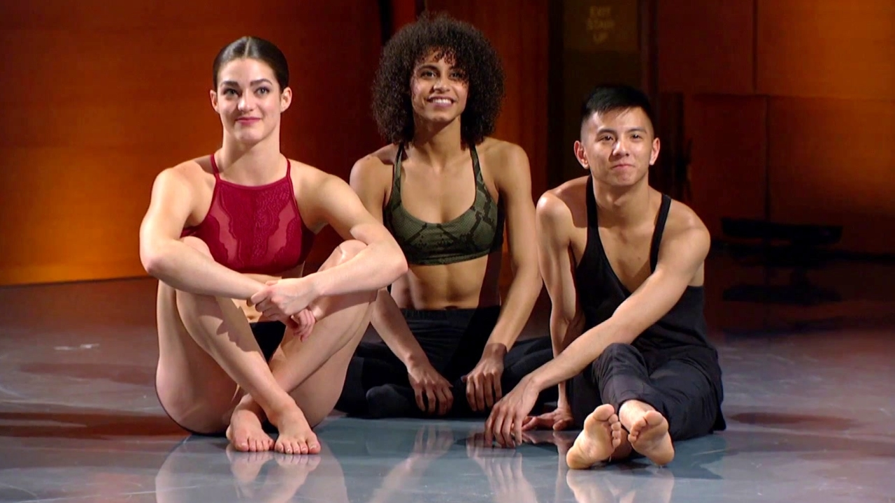 So You Think You Can Dance: Sonya Tayeh Teaches Choreography To The Competitors