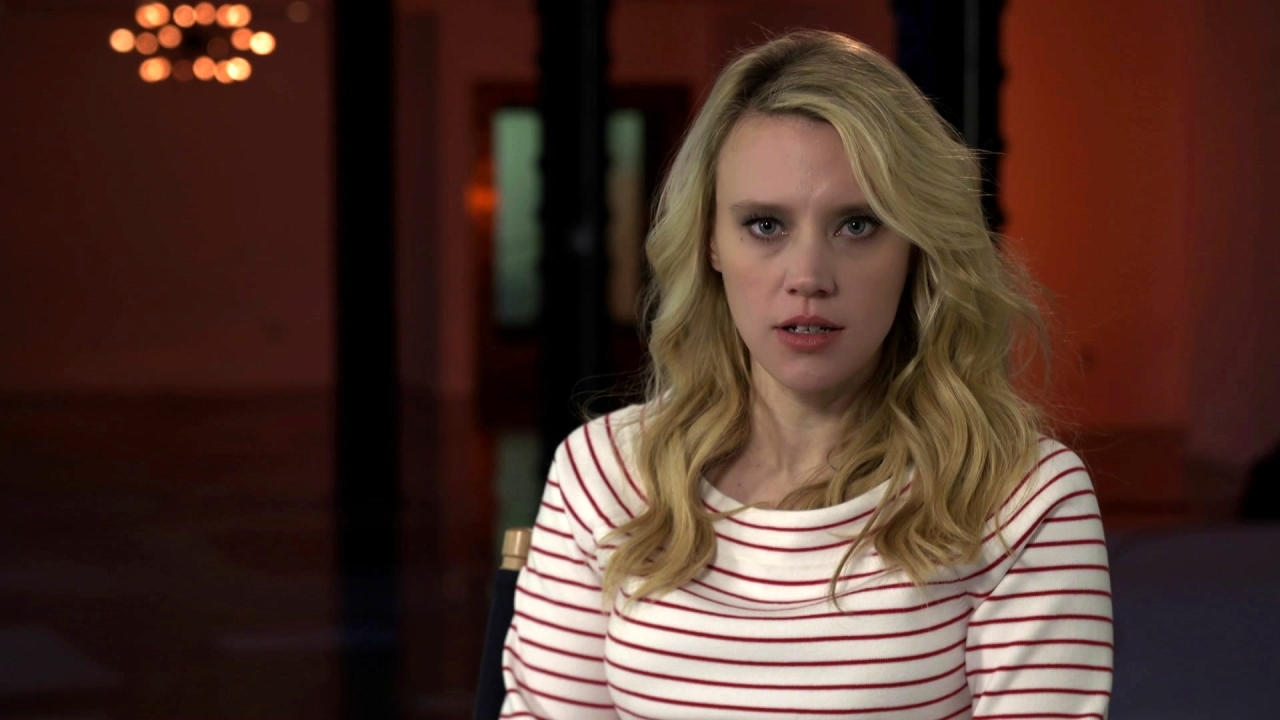 Leap!: Kate McKinnon On Playing 3 Characters