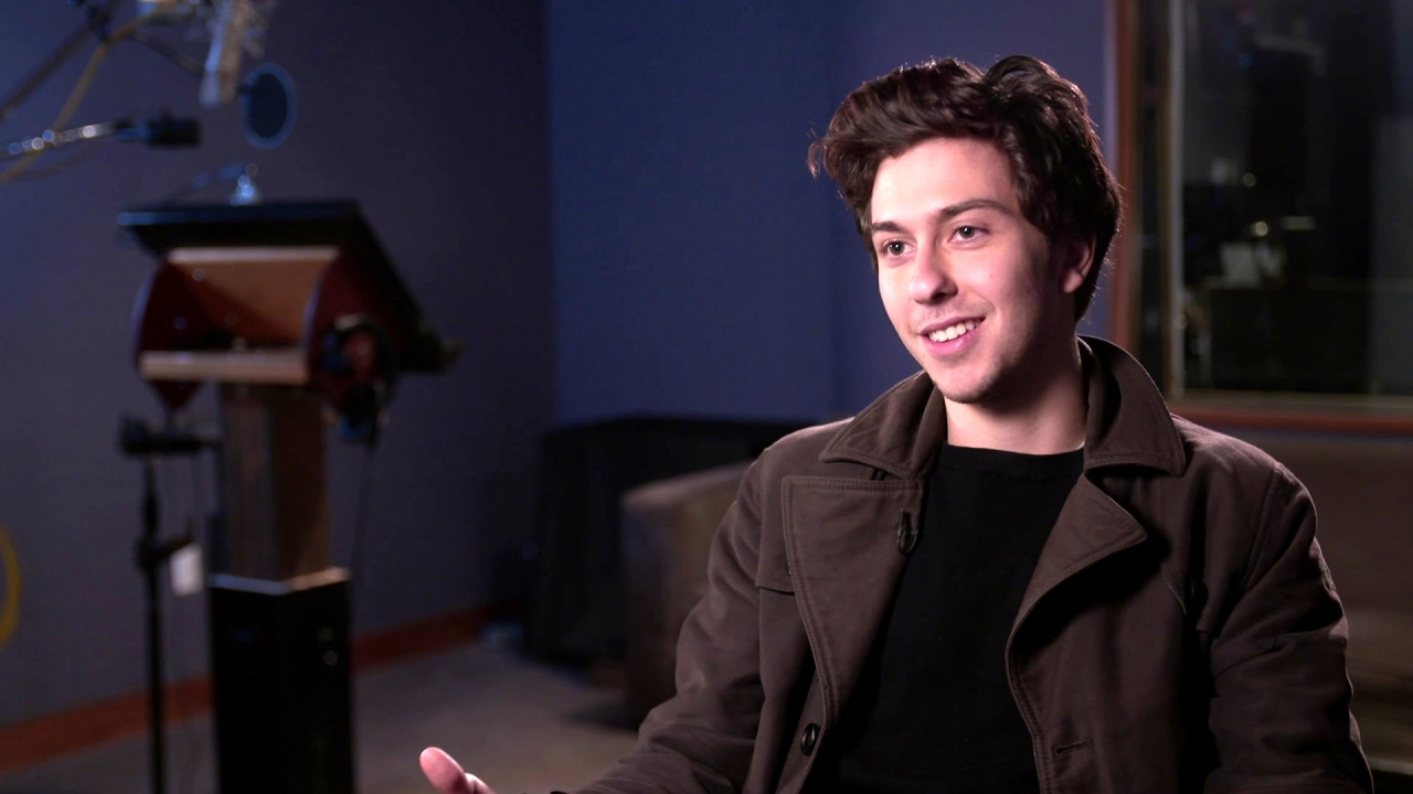 Leap!: Nat Wolff On The Story And His Character, Victor