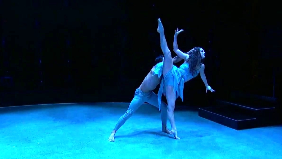 So You Think You Can Dance: Taylor & Robert's Contemporary Performance