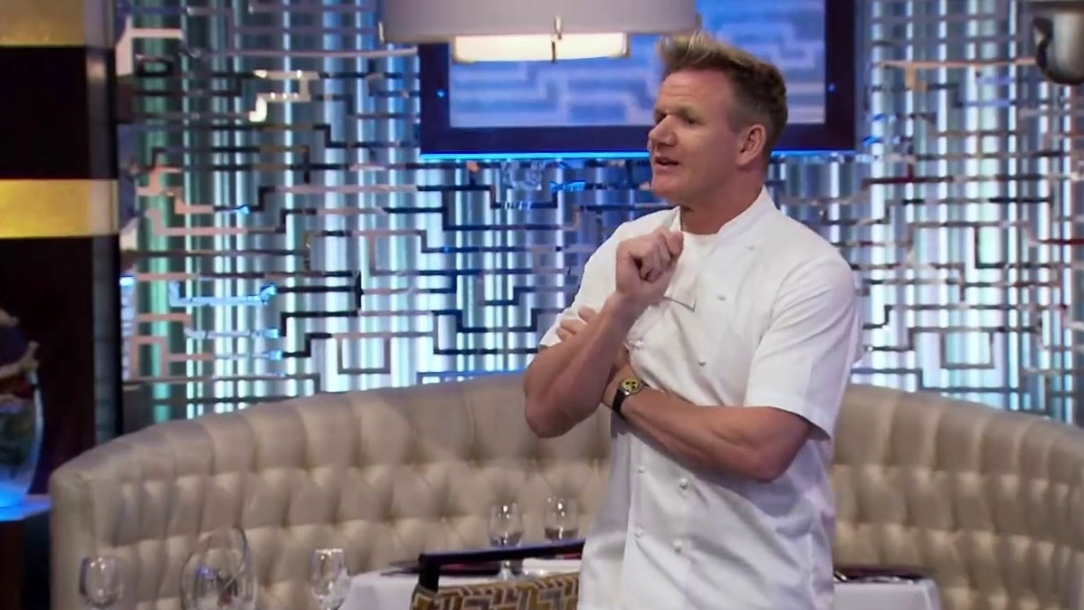 Hell's Kitchen: Bring In The Male Strippers!