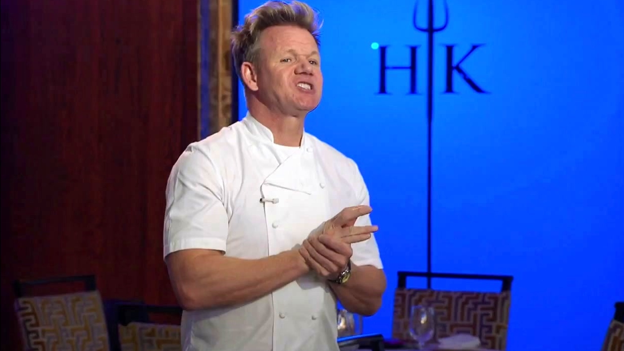 Hell's Kitchen: Guest Judge: Linda Fears