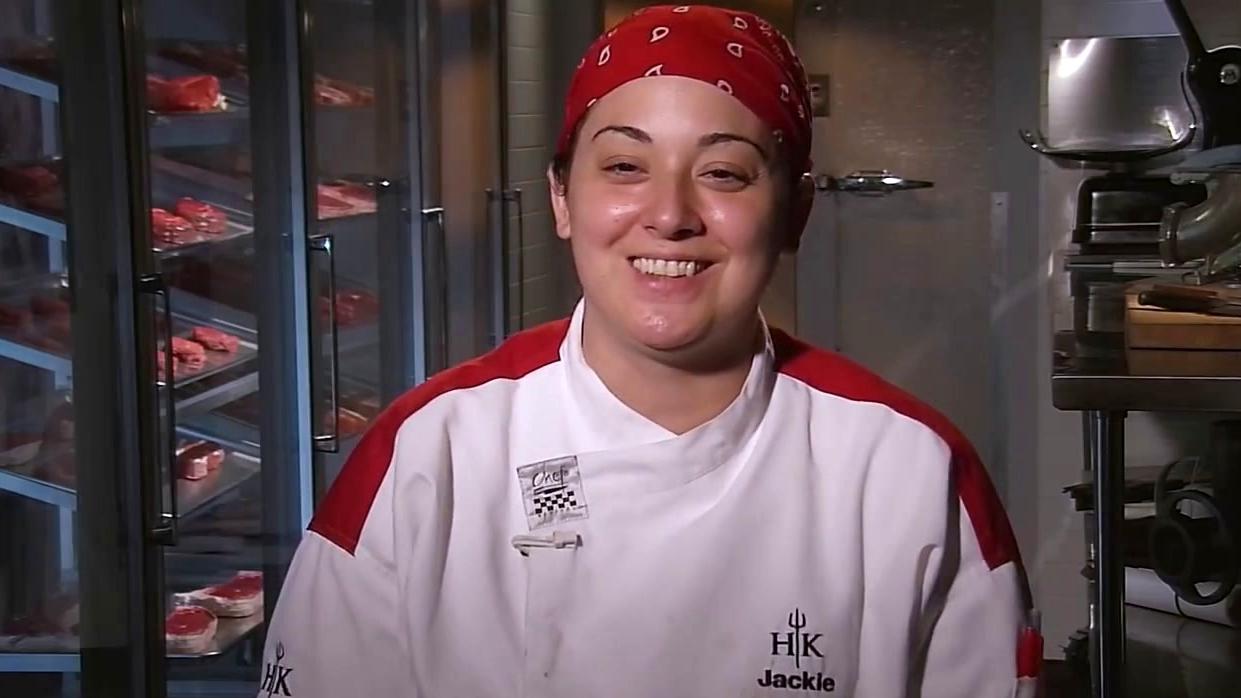 Hell's Kitchen: Guest Diner: Millie Brown