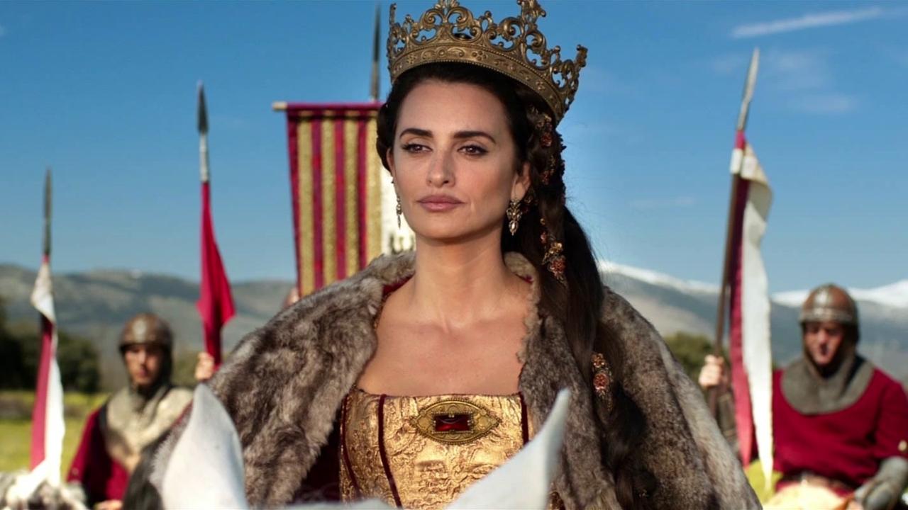 The Queen Of Spain