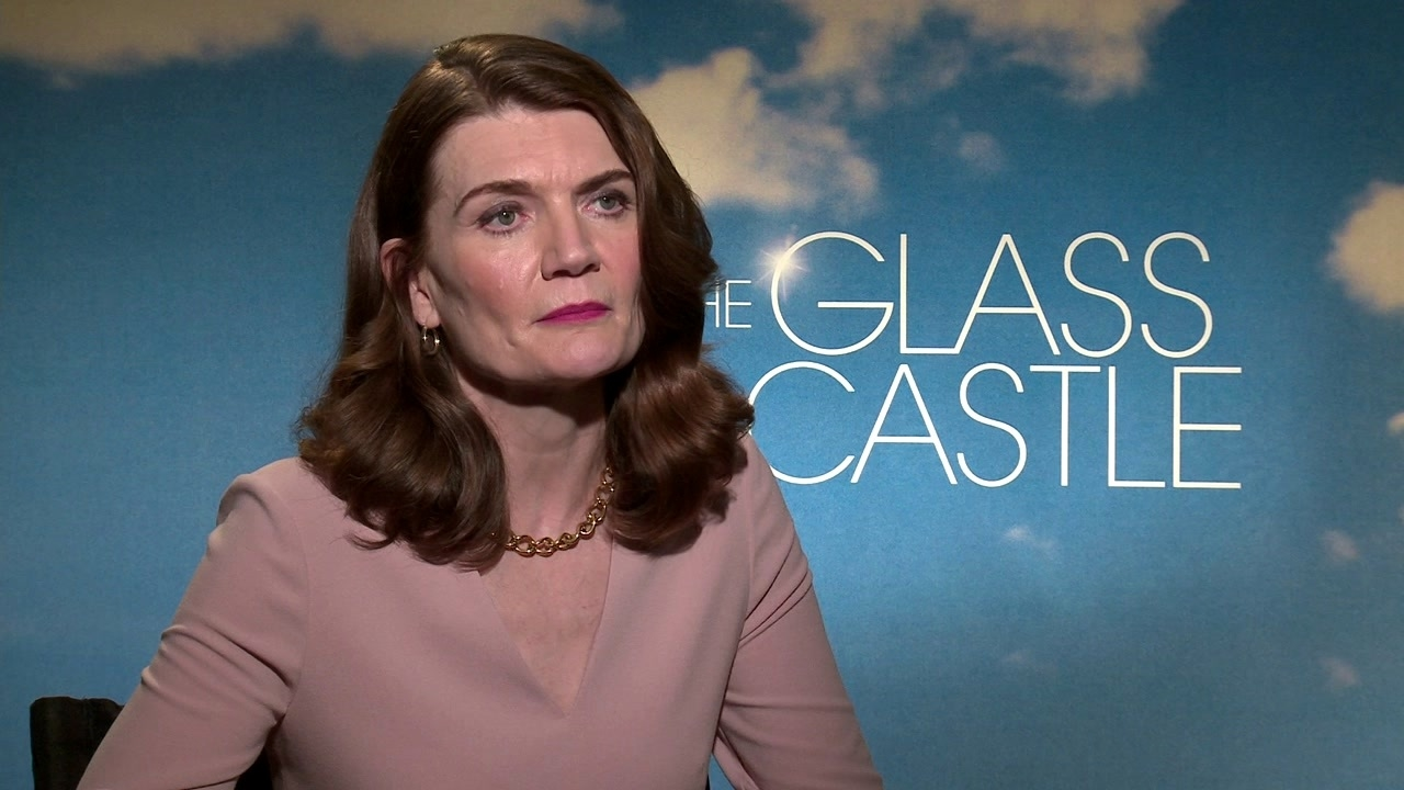 The Glass Castle: Jeannette Walls On Writing The Glass Castle
