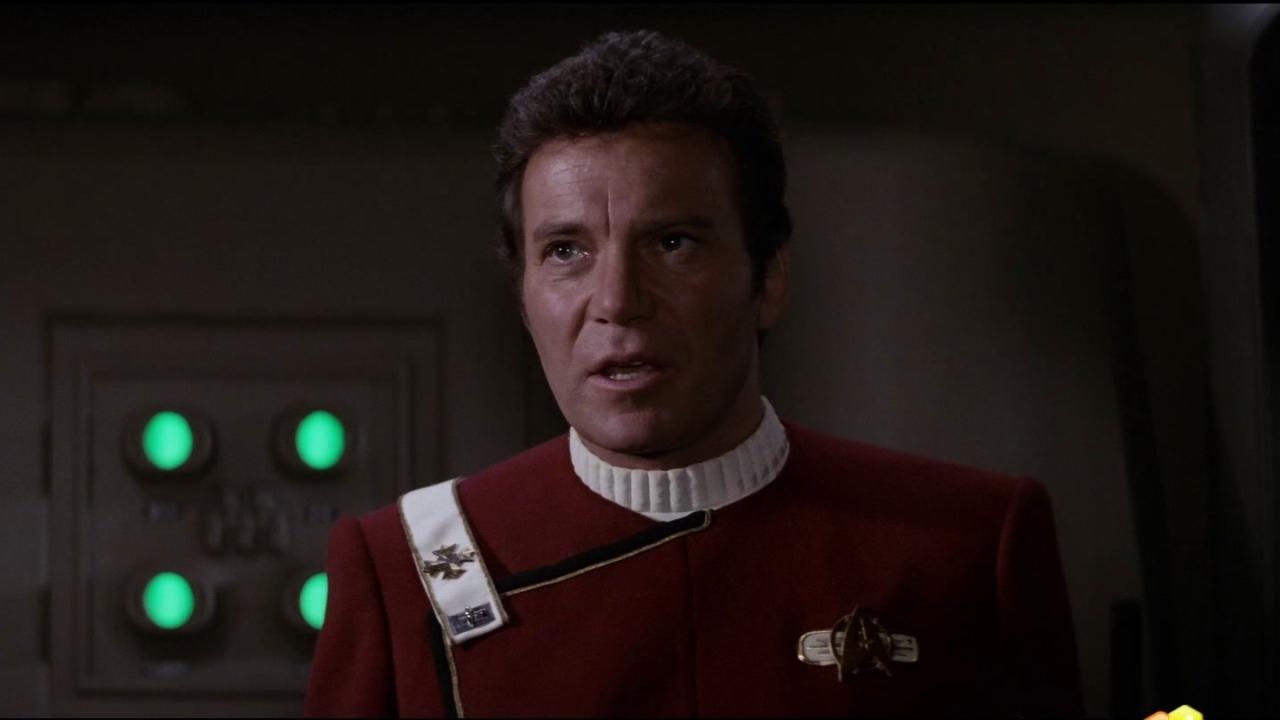 Star Trek II: The Wrath of Khan (35th Anniversary Fathom Events Trailer)